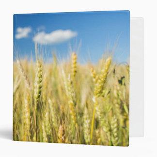 Kansas Wheat 3 Ring Binder