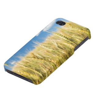 Kansas Wheat Cases For iPhone 4