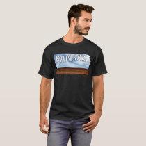 Kansas Wheat Fields T-Shirt