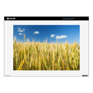 Kansas Wheat Laptop Skin