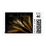 Kansas Wheat Postage Stamps