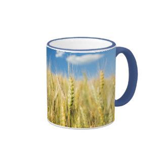 Kansas Wheat Ringer Coffee Mug