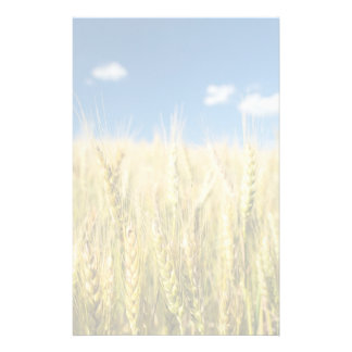 Kansas Wheat Stationery
