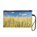 Kansas Wheat Wristlet Purse