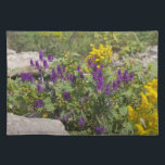 "Kansas Wildflower Placemats<br><div class=""desc"">Kansas Flint Hills Wildflowers</div>"