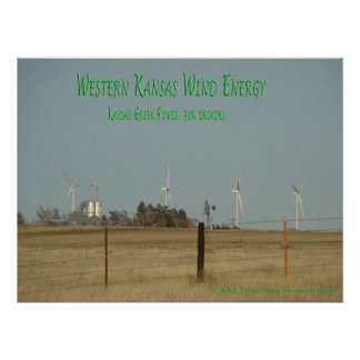 Kansas Wind Energy Posters