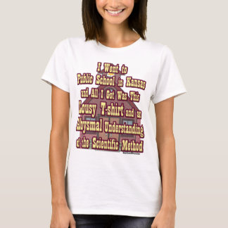 Kansas Women's Baby Doll (Fitted) T-Shirt