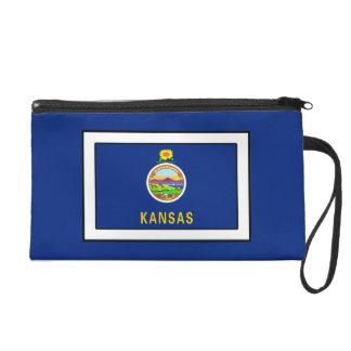 Kansas Wristlet
