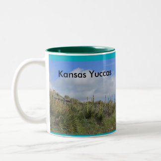 Kansas Yuccas Coffee Mug