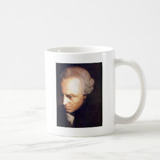 kant classic white coffee mug