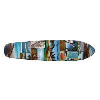Kanu Ride Skateboard