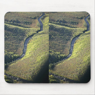 Kanuti River and boulder field Mouse Pad