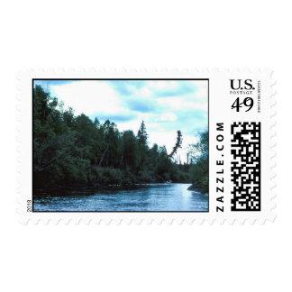 Kanuti River Boating Stamps
