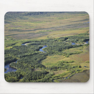 Kanuti River valley Mouse Pads