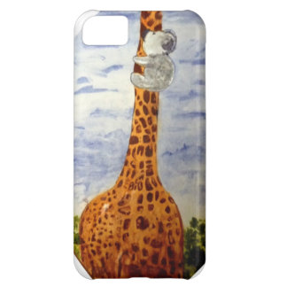 Kaola Bear and friends iPhone 5C Cases