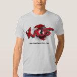 KAOS Band - grey T Shirts
