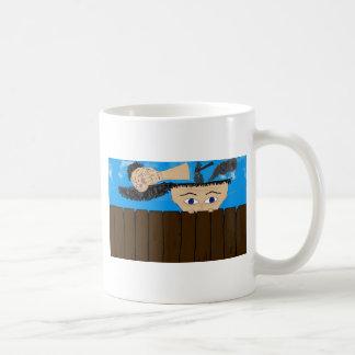 Kaos Classic White Coffee Mug