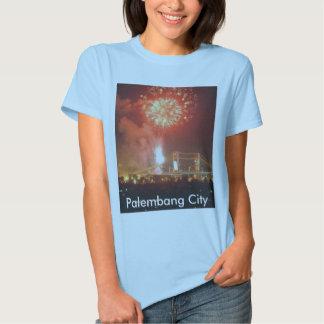 Kaos Palembang City Tee Shirt