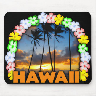 Kapa a Kauai Hawaii Mousepads