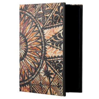 Kapa Primitive Hawaiian Tattoo Tapa iPad Air 2 Powis iPad Air 2 Case