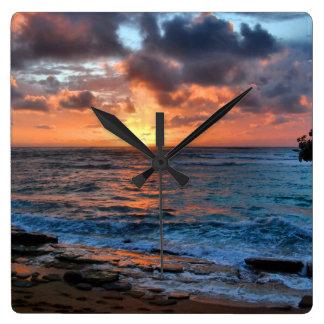 Kapaa - Kauai, Hawaii - Clock Design