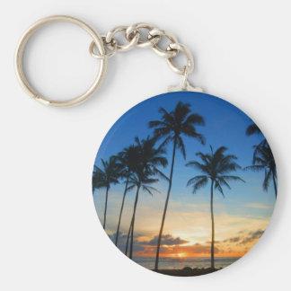Kapaa Kauai Hawaii Llavero Redondo Tipo Pin