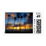 Kapa'a Kauai, Hawaii Sunrise Postage