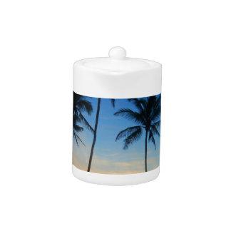 Kapaa Kauai Hawaii Teapot
