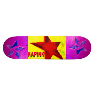 Kapink Lollipop Complete Skateboard Deck
