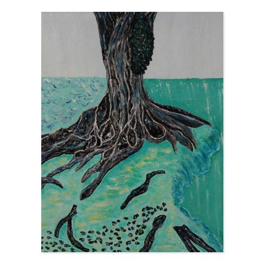 Kapok Tree March 8 Postcard