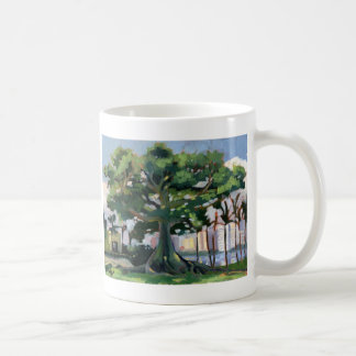 Kapok Tree mug