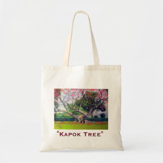 """Kapok Tree"" Tote Bag"