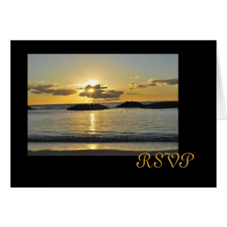 Kapolei Beach RSVP Card