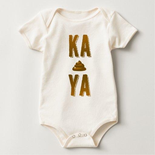 Kapooya Baby Bodysuit