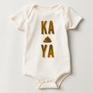 Kapooya Traje De Bebé