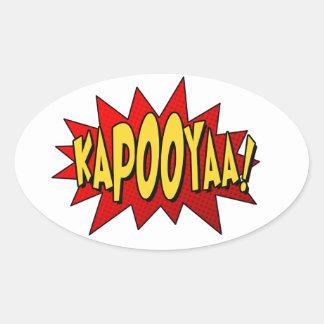 Kapooyaa! Sticker