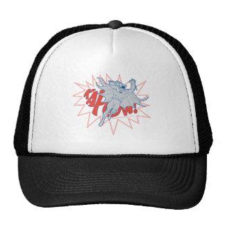 KAPOW! Batman Graphic Trucker Hat