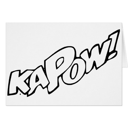 Kapow Card