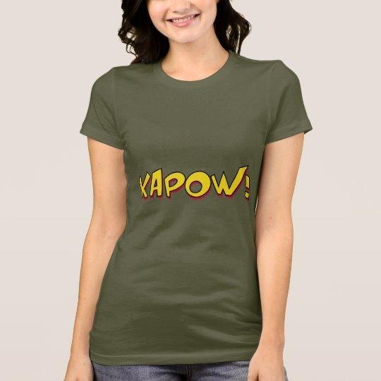 Kapow! Comic Book T-Shirt