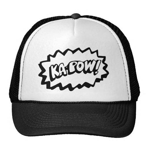 ¡Kapow! Gorra