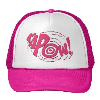 KAPOW! TRUCKER HAT