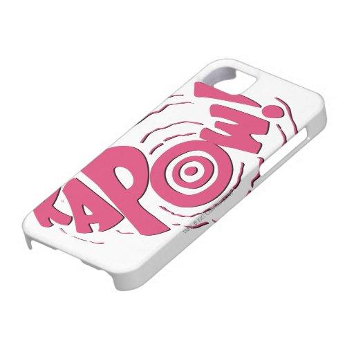 ¡KAPOW! iPhone 5 FUNDA