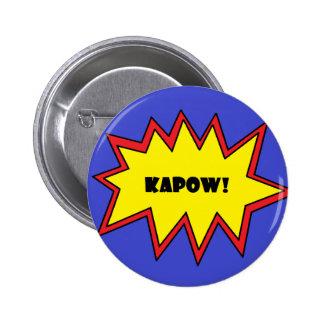 Kapow! Pinback Button