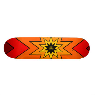 Kapow! Custom Skate Board