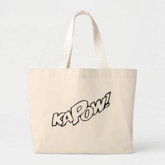 Kapow Tote Bag