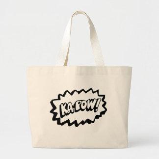 Kapow! Tote Bag