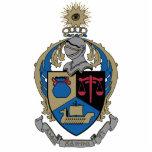 Kappa alfa PSI - escudo de armas Esculturas Fotograficas