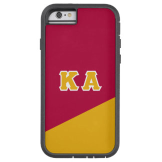 Kappa Alpha Order | Greek Letters Tough Xtreme iPhone 6 Case