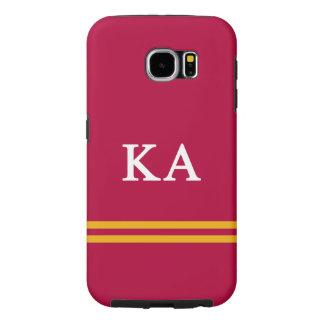 Kappa Alpha Order | Sport Stripe Samsung Galaxy S6 Case