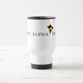 Kappa Alpha Theta 15 Oz Stainless Steel Travel Mug